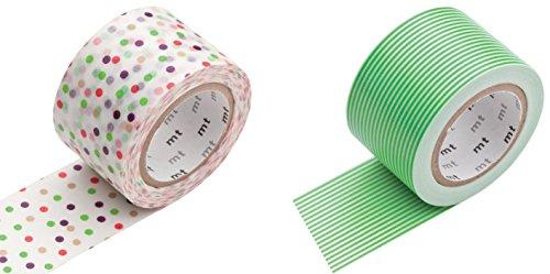 mt-masking-tape-malerband-allzweckband-wide-washi-drop-green-border-green