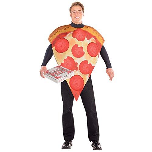 Food Pizza Kostüm Herren Amscan ()
