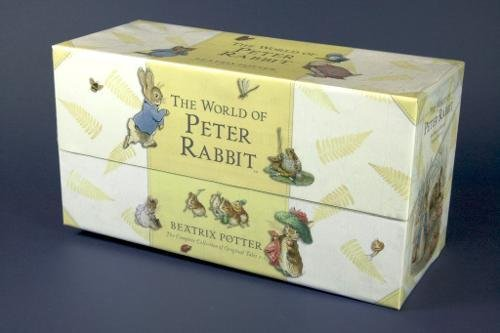 The World of Peter Rabbit - The Complete Collection of Original Tales 1-23 (Peter Rabbit Centenary)