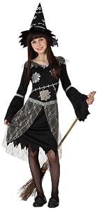 Atosa 14972 Disfraz bruja 7-9 años, talla niña