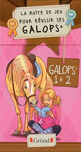 La boîte de jeux pour réussir ses galops : Galops 1 & 2 por Antoinette Delylle