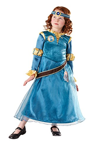 Disney – I-881743 – Kostüm – Luxe Every Day (Disney Merida Kostüm)