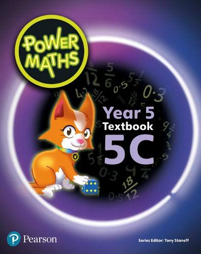Power Maths Year 5 Textbook 5C (Power Maths Print)