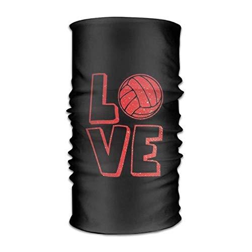 WITHY Magic Headwear Bandanas Volleyball Electrocardiogram Outdoor Scarf Headbands Head Face Mask Sweatband Design6