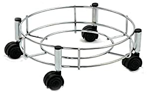 Doyours Gas Cylinder Trolley (Steel Glossy)