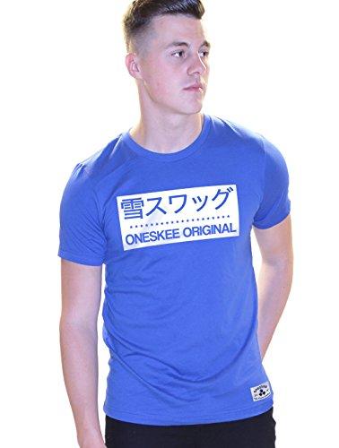 Oneskee Apres -  T-shirt - Uomo Royal Large