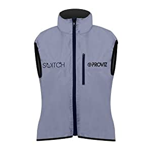 Proviz Women's Switch Reflective Cycling Gilet B01CPGZOFM