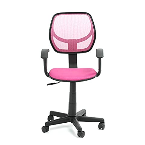 GreenForest Mesh Office Chair Adjustable Executive Swivel Computer Desk Chairs