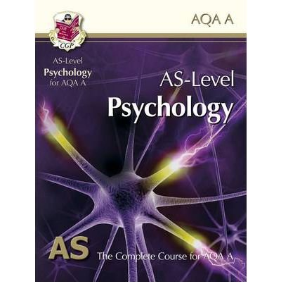 AS Level Psychology for AQA A: Student Book (Paperback) - Common