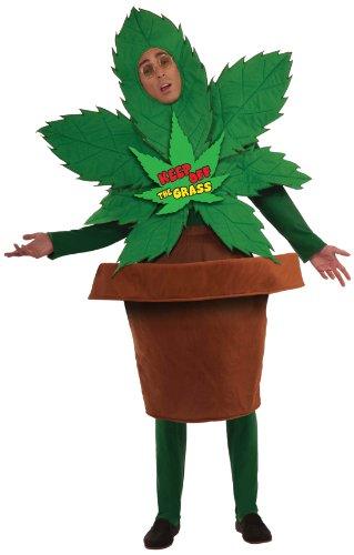 Kostüm Gras gut (Stoner Kostüm)
