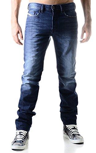 Diesel BUSTER 0838B L.34 01 jeans blu jeans