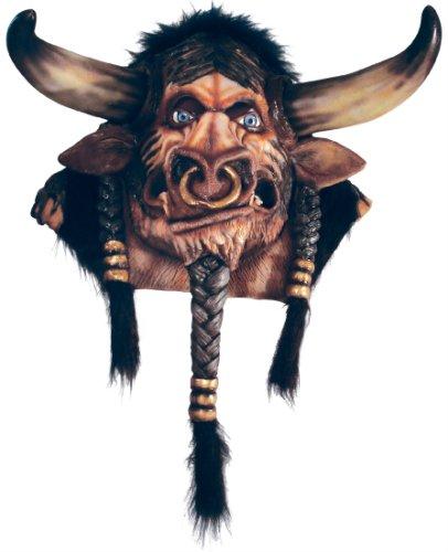 Tauren Deluxe Latex Maske (World Of Warcraft Halloween)