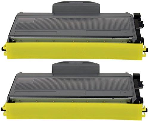 TONER EXPERTE 2 Toner compatibili per Brother TN2120 TN2110 (2600 pagine) HL-2140 HL-2150 HL-2170 MFC-7320 MFC-7340 MFC-7440 MFC-7840 DCP-7030 DCP-7040 DCP-7045