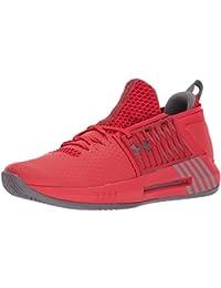 sale retailer 034f2 57477 Under Armour UA Drive 4 Low, Chaussures de Basketball Homme