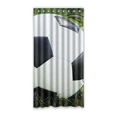 Dalliy calcio le tende tenda della finestra poliestere window curtain 50