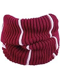 99ab6a7c948e Topdo Mode Echarpe Scarf de Point pour Femmes Echarpe châle en Col  Circulaire Hiver Echarpe Chaud