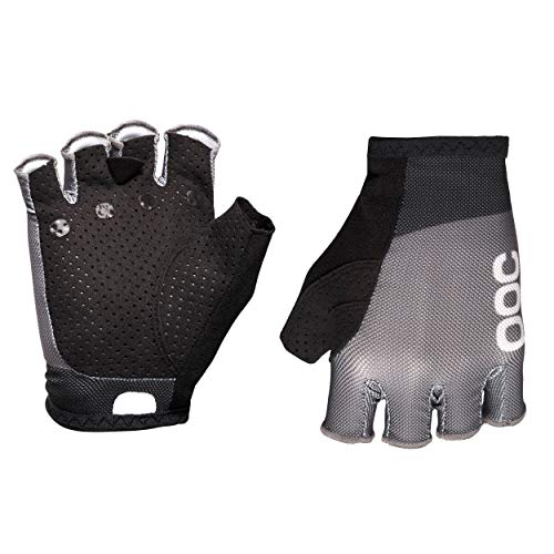 POC Herren Essential Road Mesh Short Glove, Uranium Black, LRG -