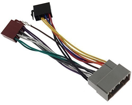CHRYSLER (2) Radioadapter Jeep Radio Adapter Kabel ISO Stecker Kabel Kabelbaum - Chrysler Pacifica-antenne