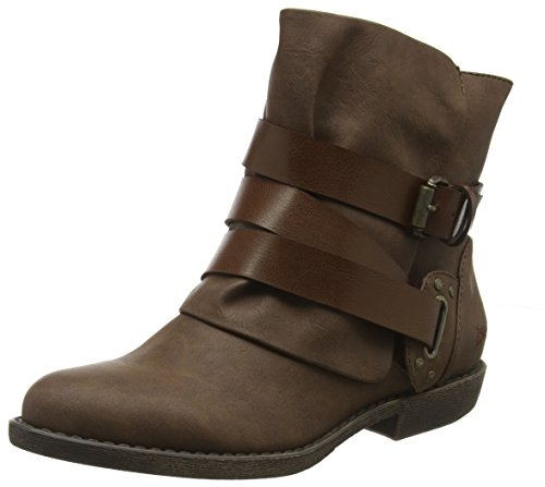 BlowfishALIAS - Stivaletti donna , Marrone (Brown (Coffee/Whiskey)), 36 2/3