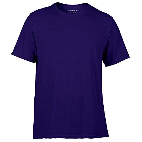 GILDAN -  T-shirt - Uomo Viola