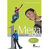Mega. Student's Book-Workbook. Con espansione online. Con CD Audio. Per la Scuola media: 1