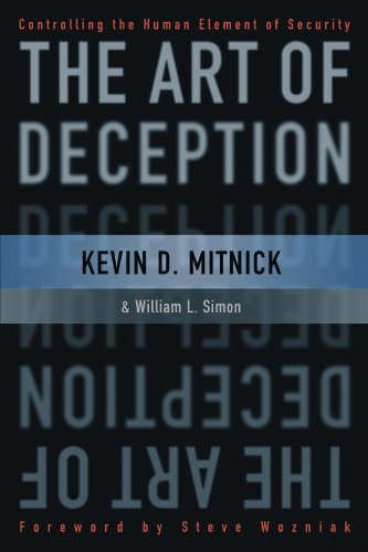 The Art of Deception: Controlling the Human Element of Security por Kevin D. Mitnick