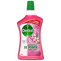Dettol Jasmine Antibacterial Power Floor Cleaner 900ml