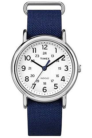 Timex Unisex-Armbanduhr Analog Quarz TW2P65800
