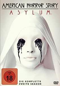 American Horror Story: Asylum Die komplette zweite Season