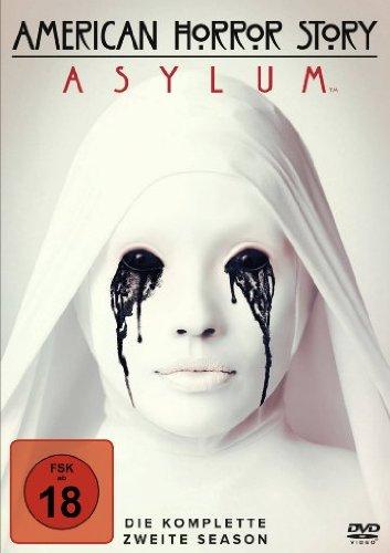 Bild von American Horror Story: Asylum (Die komplette zweite Season) [4 DVDs]