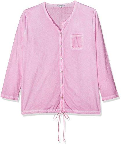 hajo Damen Langarmshirts D Blusenshirt 1/1 Arm Rosa (pink 707)