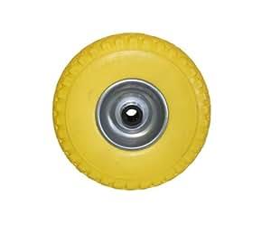 PU roue de rechange pour diable de 260mm/3.00–4Pneus anti-crevaison