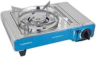 Campingaz kompakter Outdoor Gas-/ Gaskartuschen-/ CampingKocher Camp Bistro DLX, 1 flammig, 2.200 Watt, mit...