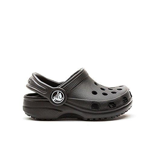 Crocs Crocs Classic, Unisex-Kinder Clogs Schwarz