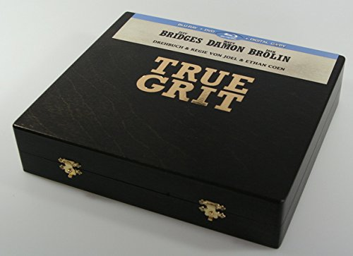 True Grit - Limited Premium Edition Holzbox (Blu-ray)