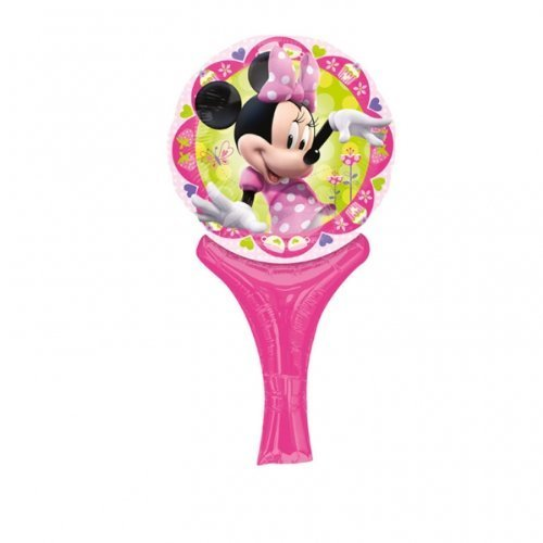 Minnie Bow-Tique Party Inflate-A-Fun Balloon by Anagram ()