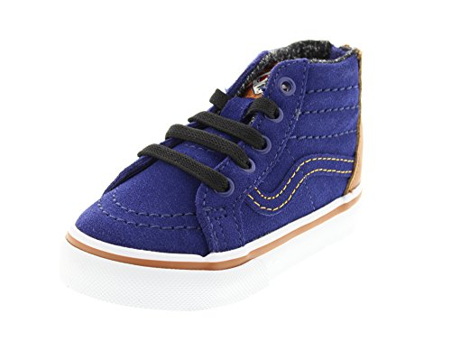 VANS Kids Sneaker - SK8-HI ZIP MTE Blue Depths