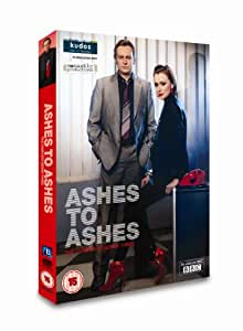 ashes to ashes series 3 dvd 2010 amazoncouk keeley