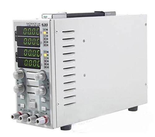 paracity KL283Dual Channel LCD DC Elektronische Last verstellbar 300W 80V 30A für LED-Treiber, Sämann, Stromversorgung Adapter, Mobile Power, Ladegeräte, Batterien etc. (220V) - Mobile-treiber