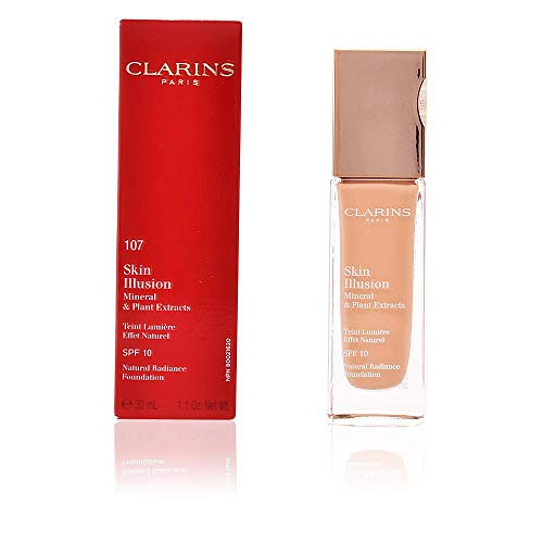Clarins Skin Illusion 107-Beige - 30 ml