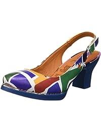 a4087c713cc65 Amazon.es  4 - 7 cm - Zapatos de tacón   Zapatos para mujer  Zapatos ...