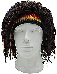 Suchergebnis Auf Amazonde Für Dreadlock Mütze Bekleidung