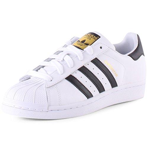 adidas Superstar J C77154, Deportivas - 37 1/3 EU
