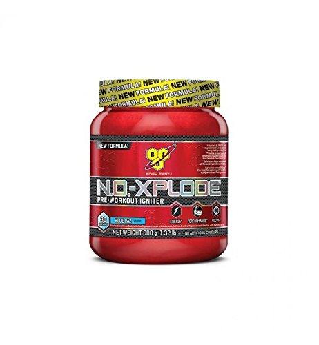 BSN - NO XPLODE 3.0 - 600g - Ponche de Frutas