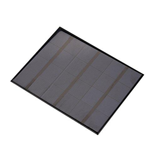 NITRIP 3,5 Watt 6 V Mini Tragbare Polykristalline Solar Panel DIY Power Modul Ladegerät 165 * 135 * 3mm