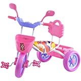 Tricycle For Baby With Front Back Basket Recommended For Best Baby Toys 1,2,3,4,5 Years Old Children Musical Tricycle For Kids Boys & Girls Gift Tricycle For ToddlersLovely Tricycle For Baby With Front Back Basket Recommended For Toddler 1,2,3,4,5 Yea