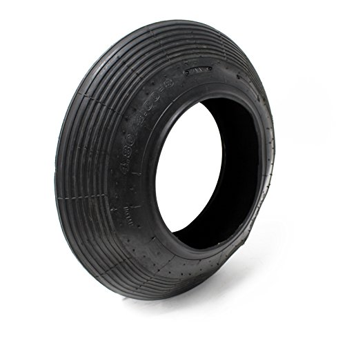 Schubkarrenreifen Schubkarre Reifenmantel Rad Reifen Mantel Luftrad 400x100 4.00-8