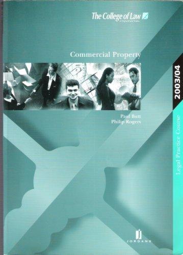 Commercial Property (LPC Resource Manuals)