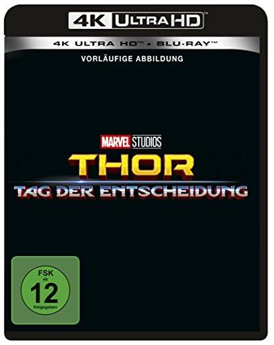 Thor: Tag der Entscheidung - Ultra HD Blu-ray [4k + Blu-ray Disc]