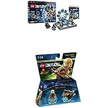 LEGO - Starter Pack Dimensions (PS3) + LEGO Dimensions - El Señor De Los Anillos, Legolas